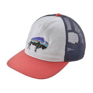 Women's Patagonia Bison Layback Trucker Hat